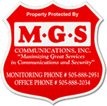 Alarm System Decals and Signs