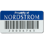Asset Tags, Property ID Labels