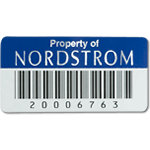 Asset Tags With Barcode