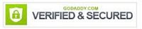 GoDaddy Verified and Secure