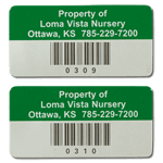 Asset Tags-Loma-Vista-Nursery