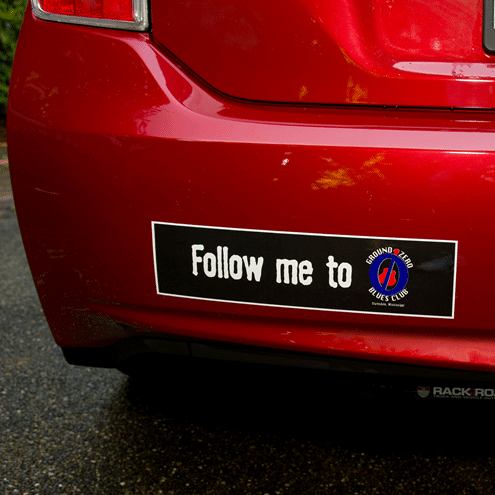 Custom Car Decal >> Custom-Printed Bumper Sticker Gallery