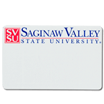 State University name badge