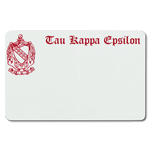 Fraternity name badge
