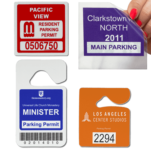 Parking Permit glance