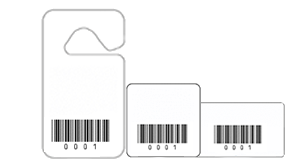 parking permit barcodes