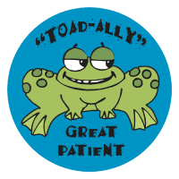 TOAD-ALLY GREAT
