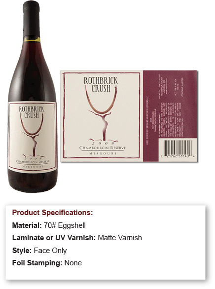 wine labels photo gallery